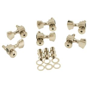 Afbeelding van Sperzel Locking Tuners Nickel 3x3