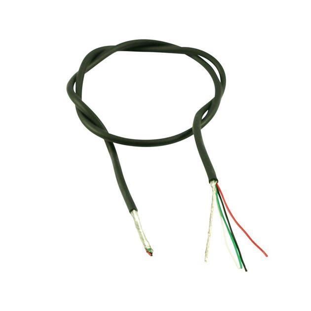 Picture of 4-aderig afgeschermde kabel 1m