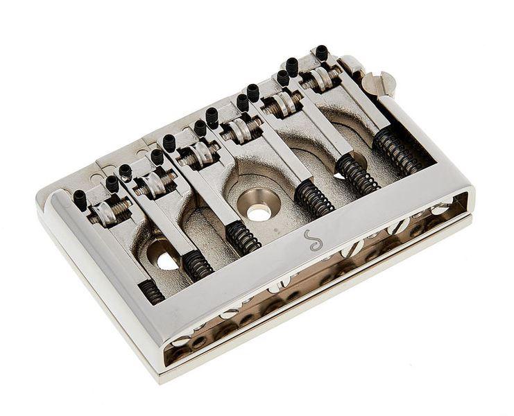 Schaller 3D-6 Bridge Nickel - GuitarSupplies nl