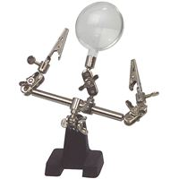 Picture of Helping hand with magnifier glass