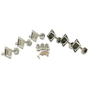 Picture of Fender 70's 'F' Tuners Chrome