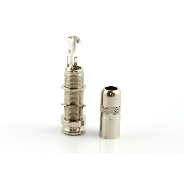 Picture of Switchcraft Endpin Jack - Nickel