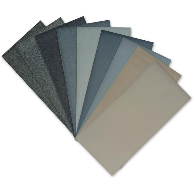 Picture of Micro-Mesh Abrasive sheets (9 sheets)