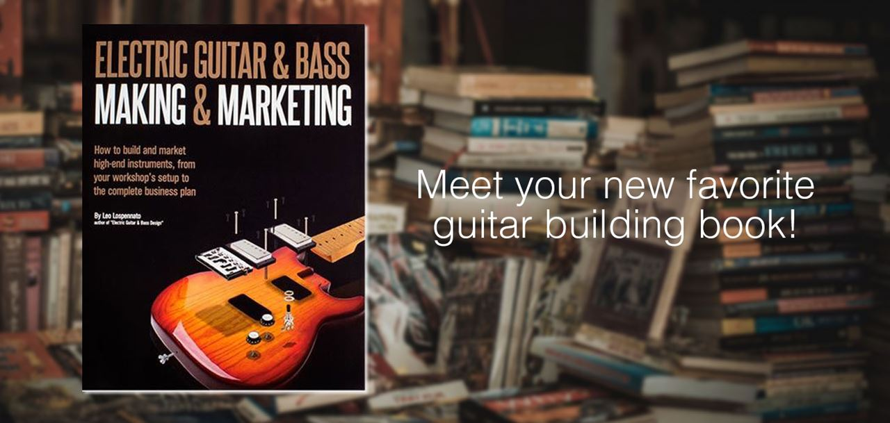 Guitar & Bass Making and Marketing