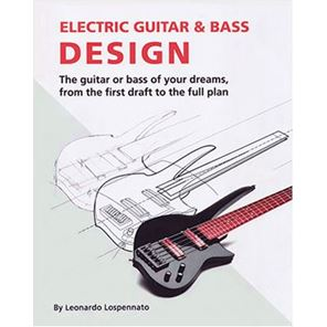 Afbeelding van Electric Guitar & Bass Design - Leonardo Lospennato