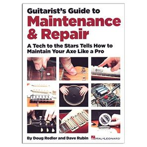 Afbeelding van Guitarist's Guide to Maintenance & Repair - Doug Redler & Dave Rubin