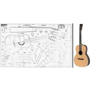 Picture of Martin Triple O Blueprint