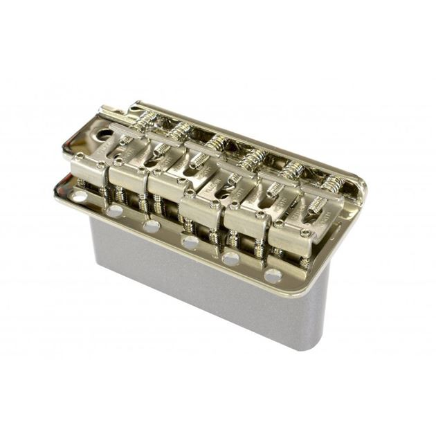Picture of Kluson Vintage Tremolo - Steel Block - Nickel