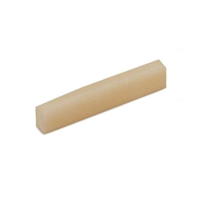 Picture of Bone Nut Blank Unbleached 44 x 7 x 3.5mm